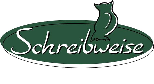 Papeterie Schreibweise-Logo